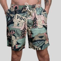 Dudes Men's Swimsuit TEMPLE (1003618-SUMMER21)