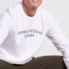 Funky Buddha Αντρικό Φούτερ (FBM004-007-06)