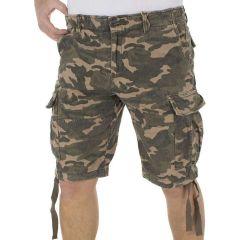 Funky Buddha Men's Cargo Shorts (FBM25-3117)