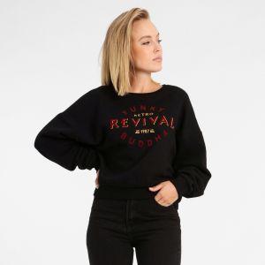 Funky Buddha Women's Sweater (FBL102-06219)