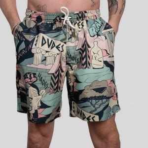 Dudes Men's Swimsuit TEMPLE (1003618-SUMMER21)