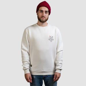Dudes Men's Sweater PENTAGRAM (1018529-FW20)