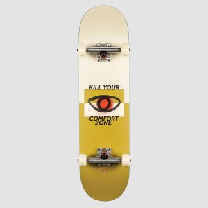"Globe Skateboard Complete G1 COMFORT ZONE 8.125"" (10525361)"