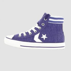 Converse Women's Shoes STAR PLYR Sock Mid (117583)