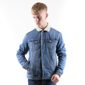 Jack & Jones Jeans Jacket JJIJean JJJacket CR 140STS (12159812)