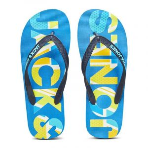 Jack & Jones Men's Flip-Flops JFWLOGO PRINT PACK (12169410)