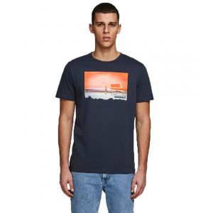 Jack & Jones Men's Tee s/s JORFADING TEE SS CREW NECK (12170562)