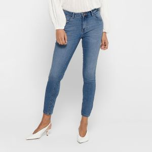 Only Women's Jeans onlFDAISY REG PUSH UP SK ANK (15169093)