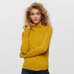 Only Knit onlVENICE L/S Rollneck Pullover Knit NOOS (15183772)