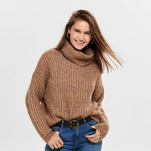 Only Knit onlCHUNKY L/S Rollneck Pullover KNT (15187654)