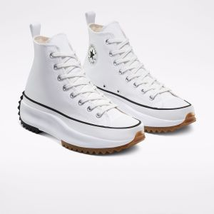 Converse Women's Shoes RUN STAR HIKE HI (166799C)
