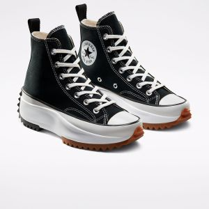 Converse Women's Shoes RUN STAR HIKE HI (166800C)