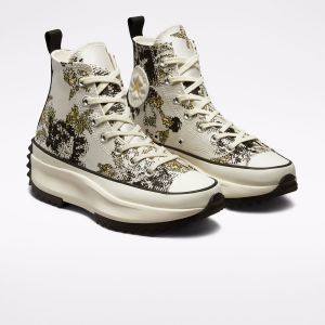 Converse Women's Shoes HYBRID FLORAL RUN STAR HIKE (171399C)