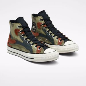 Converse Men's Shoes CHUCK 70 HI FIELD (171450C)