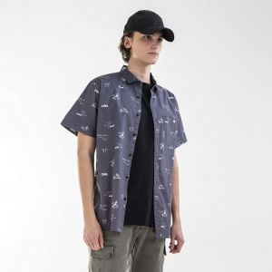 Basehit Men's Shirt s/s (201.BM61.02)
