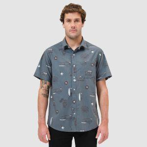 Basehit Men's Shirt ss (211.BM61.02)