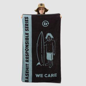Basehit Unisex Beach Towel 86 x 160cm (211.BU04.01)