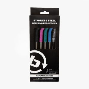 Basehit Eco Straw 4Pack (211.BU99.09P)