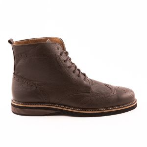 Mainstone Leather Shoe (694)