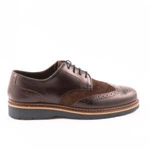 Mainstone Leather Shoe (822)