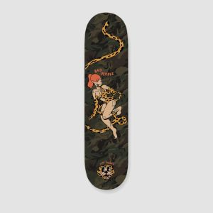 Dudes Skateboard THE DUDES BAD PEOPLE SKATE 7,875 (1009413-FW20)