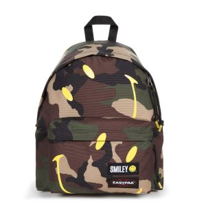 Eastpak Backpack Padded Pak'r® Smiley Camo (24L) - (EK620A93)