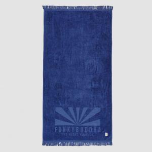 Funky Buddha Unisex Beach Towel (FBL00117010)