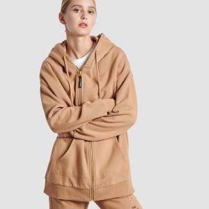Funky Buddha Women's Zip Hood (FBL002-124-06)
