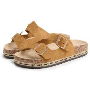 Funky Buddha Women's Sandals (FBL003-102-08)