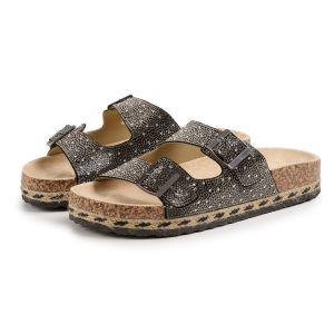 Funky Buddha Women's Sandals (FBL003-103-08)