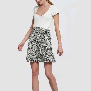 Funky Buddha Skirt (FBL003-110-14)