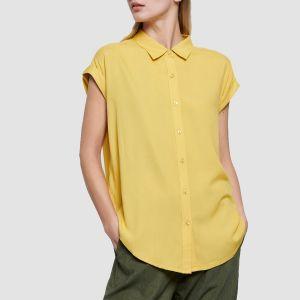 Funky Buddha Women's Shirt (FBL003-118-05)