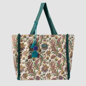 Funky Buddha Women's Beach Bag (FBL003-162-10)