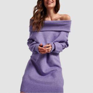 Funky Buddha Women's Knit Dress (FBL004-105-13)