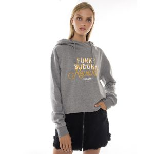 Funky Buddha Women's Hoodie (FBL103-06219)