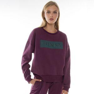 Funky Buddha Women's Sweater (FBL105-06219)