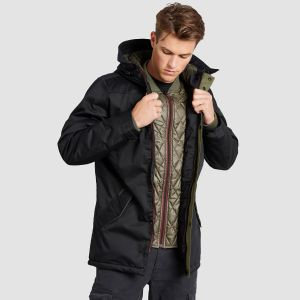 Funky Buddha Men's Jacket (FBM002-011-01)
