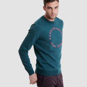 Funky Buddha Men's Sweater (FBM002-020-06)