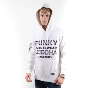 Funky Buddha Men's Hoodie (FBM018-06219)