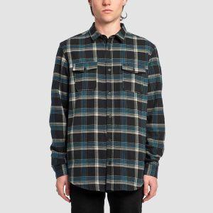 Globe Men's Shirt l/s FLANIGAN LS SHIRT (GB01734005)