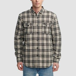 Globe Men's Shirt l/s CAMDEN II LS SHIRT (GB01734018)
