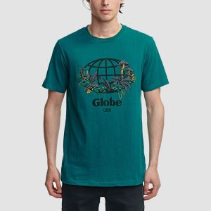 Globe Men's Tee s/s GREENHOUSE TEE (GB02030019)