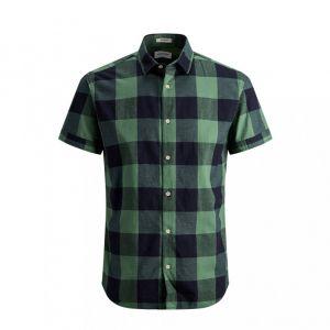 Jack & Jones Men's Shirt s/s JORGILBERT SHIRT (12167509)