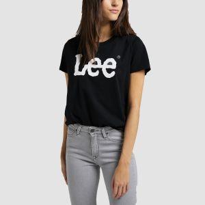 Lee Women's Tee ss LOGO TEE (L42UER01)
