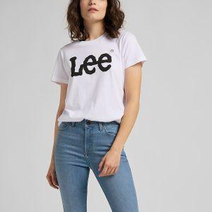 Lee Women's Tee ss LOGO TEE (L42UER12)