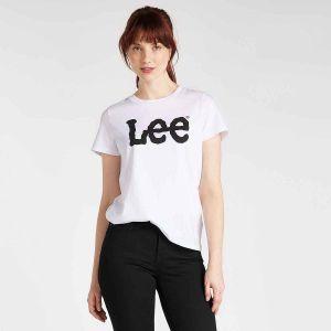 Lee Women's Tee s/s LOGO TEE REGULAR (L43VEP12)