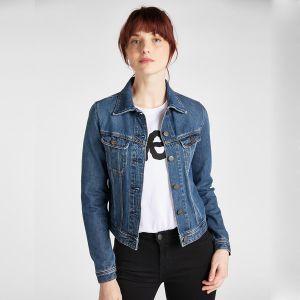Lee Women's Jeans Jacket RIDER REGULAR (L54MLJGJ)