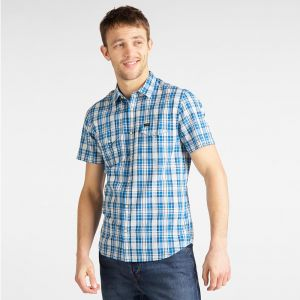 Lee Men's Shirt s/s LEE WESTERN SS (L641CZLA)