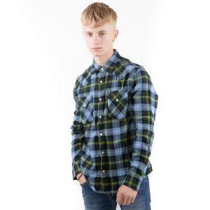 Lee Men's Jean Shirt WESTERN SHIRT (L643OBMA)
