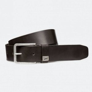 Lee Leather Belt SMALL LOGO (LA035324)